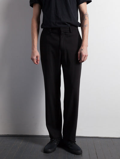 Kapatid - Men's Wool Trousers - Made in the USA - Model