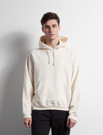 Kapatid - Made in Japan Hoodie in Cream - Model