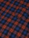 Kapatid - Wide Plaid Shirt - Made in the USA - Button