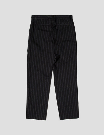 Kapatid - Men's Chalk Stripe Trousers  - Made in the USA - Back