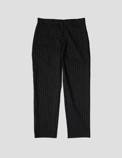 Kapatid - Men's Chalk Stripe Trousers - Made in the USA - Front