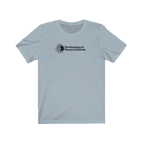 Academy of Reason & Wonder T-shirt  (4 colors)