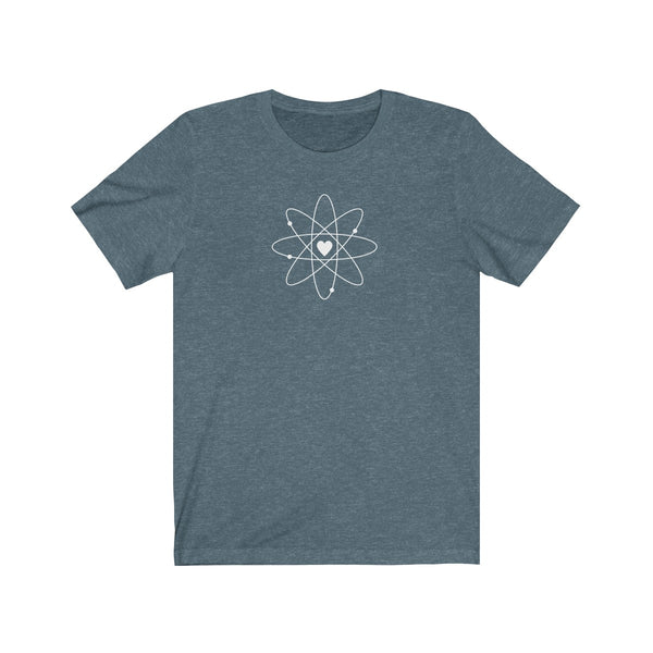 Love Atom T-Shirt  (5 colors)