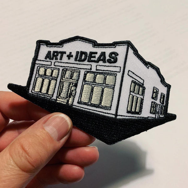 Art and Ideas Patch