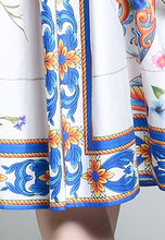 NBRAND National Style Printing One-Piece Vest Dress - NBRANDFASHION.COM