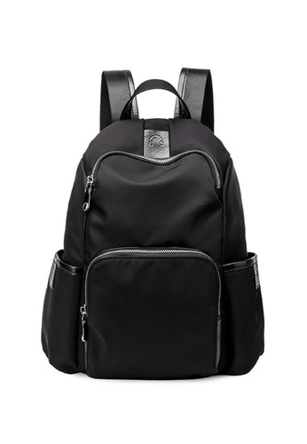 NBRAND College Style Double Strap Travel Backpack - NBRANDFASHION.COM