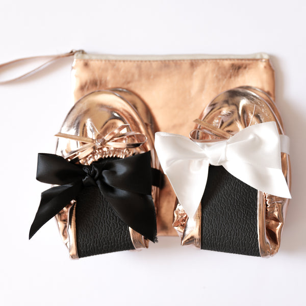 Dancing Shoes & Clutch Bag