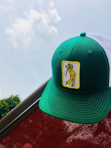 Jackie Bear Snapback Bogey Is Life amatour pro series
