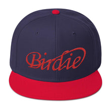 Birdie Classic Red/Navy Snapback Hat - Bogey Is Life - Golf Polos