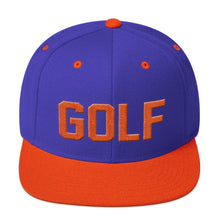 Real Golfer Snapback - Bogey Is Life - Golf Polos