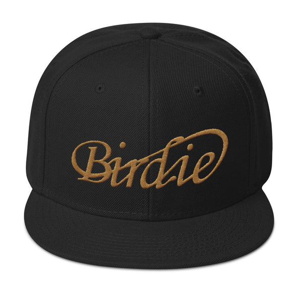 Birdie Classic Golf Snapback Hat - Bogey Is Life - Golf Polos