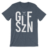 GLF SZN! Short Sleeve T-Shirt - Bogey Is Life