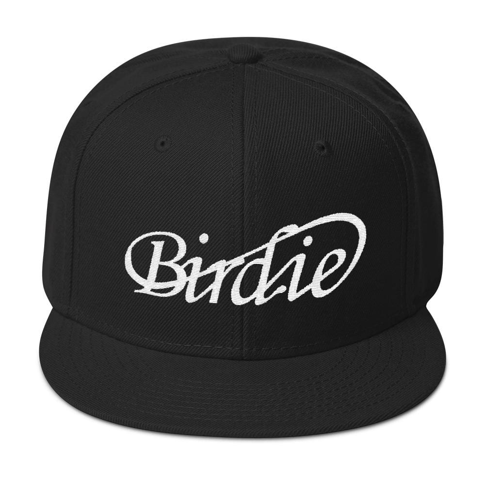Birdie Classic Snapback Hat - Bogey Is Life - Golf Polos