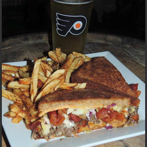 "The Claude ""Girouxben"" Has Dethroned The Traditional Philly Cheesesteak"