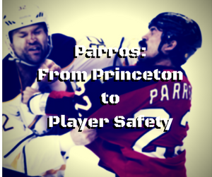 Parros: From Princeton to Player Safety