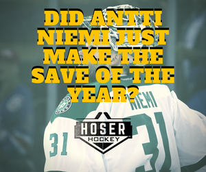 Did Antti Niemi Just Make The Save Of The Year?