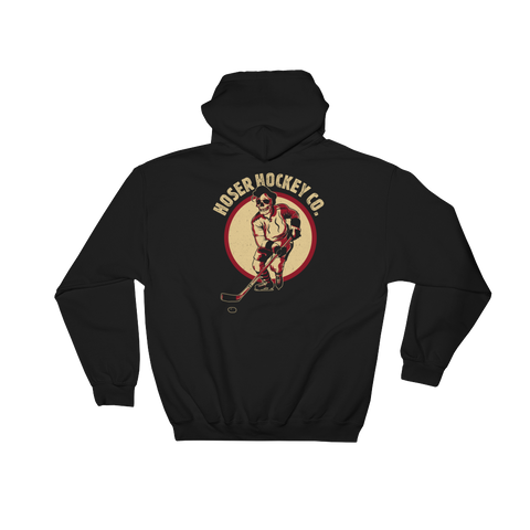Signature Collection Hoser Hockey Co. Hoddie