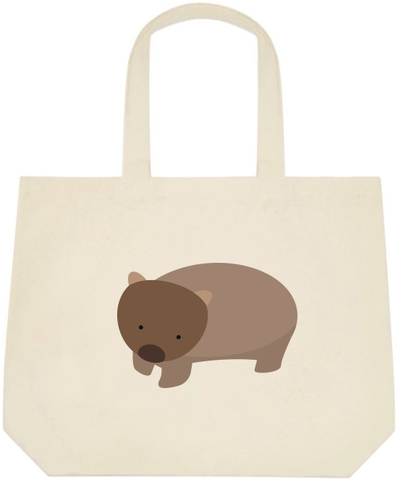 Wombat Large Tote Bag