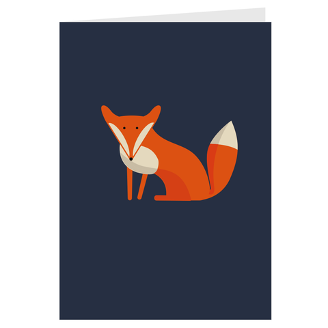 Mr Foxy II Card