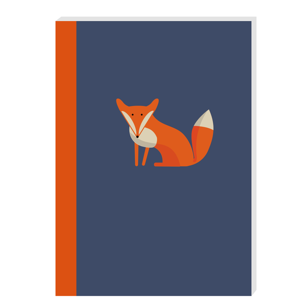 Mr Foxy Notebook