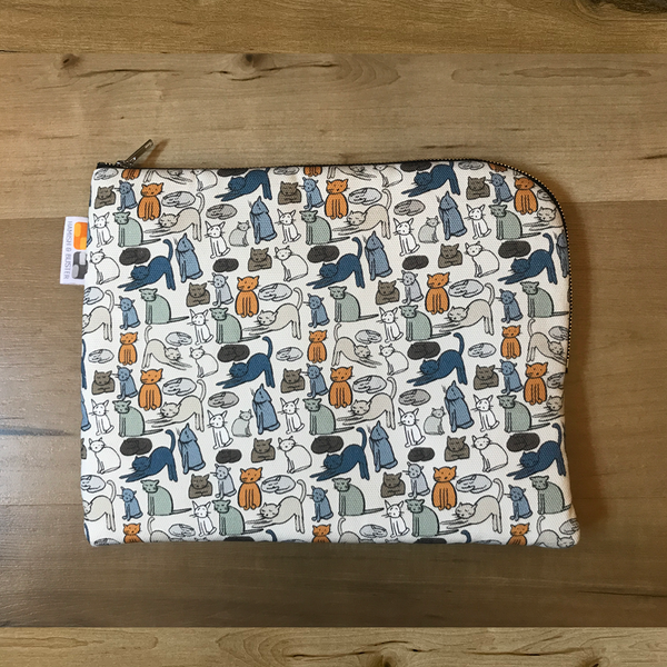 Cat Ipad Sleeve