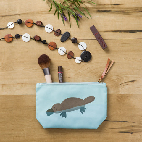 Platypus Make Up Bag
