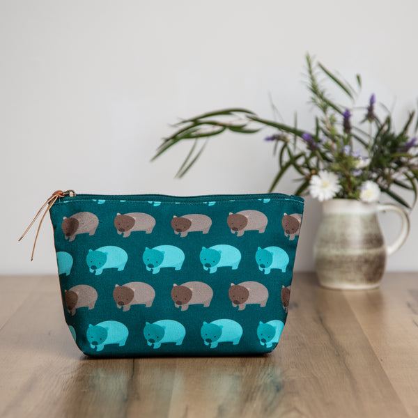 Wombat Make Up Bag