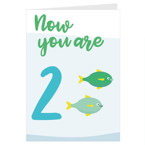 Fishes Now You Are 2