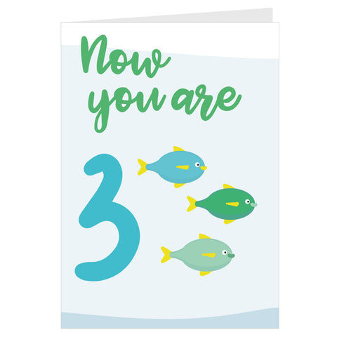 Fishes Now You Are 3