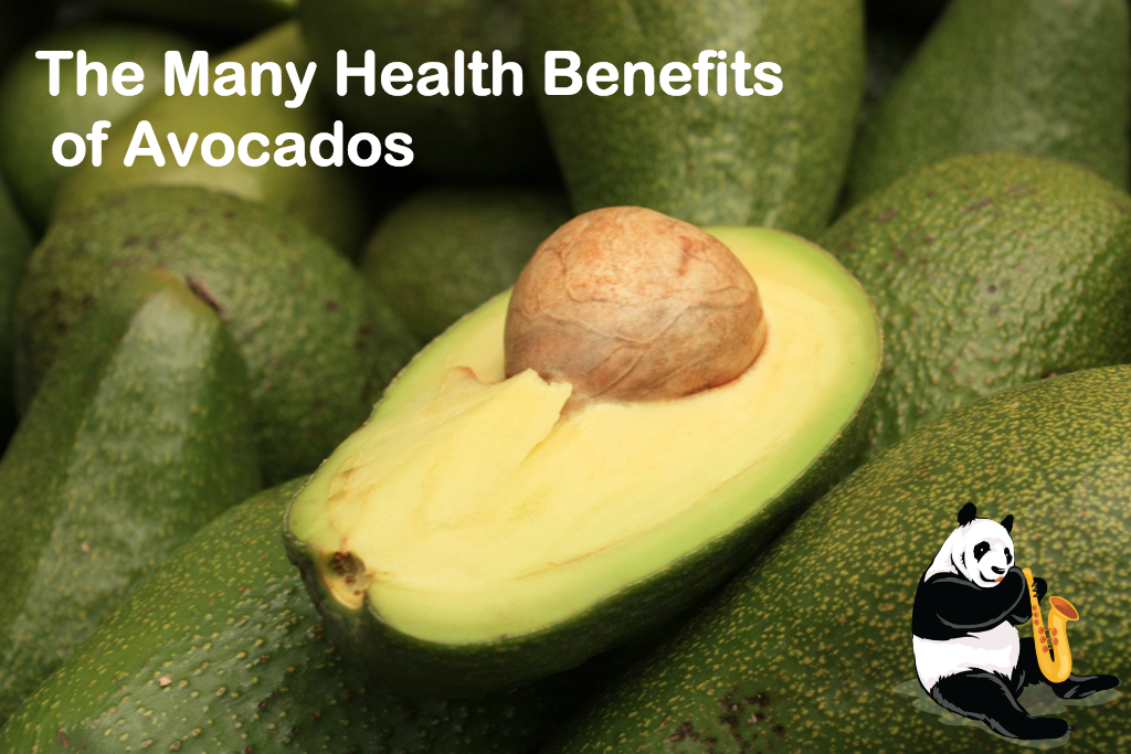The Many Health Benefits of Avocados