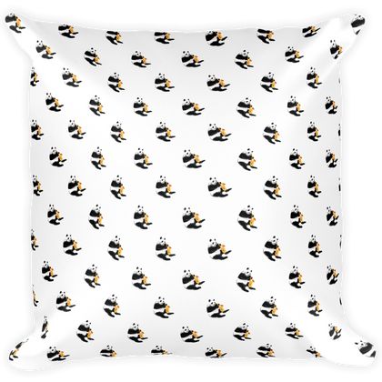 All-Over Pillows | Novelty Gift Apparel | The Jazzy Panda