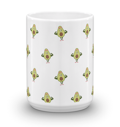 All-Over Mugs | Novelty Gift Apparel | The Jazzy Panda