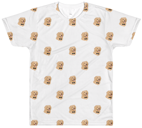 All-Over T Shirts For Men | Novelty Gift Apparel | The Jazzy Panda