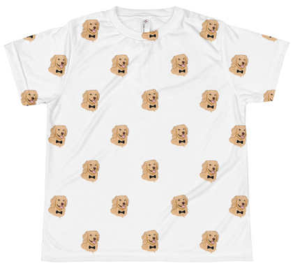 All-Over T Shirts For Girls | Novelty Gift Apparel | The Jazzy Panda