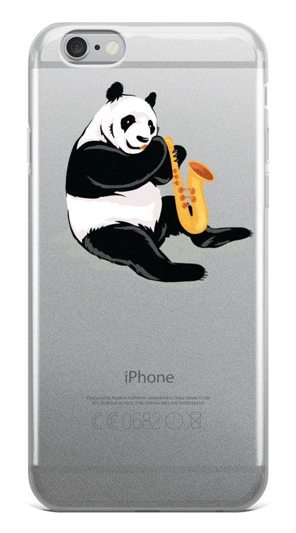 iPhone 6 6s Plus Cases | Novelty Gift Apparel | The Jazzy Panda