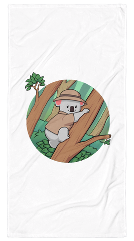 Towels | Novelty Gift Apparel | The Jazzy Panda