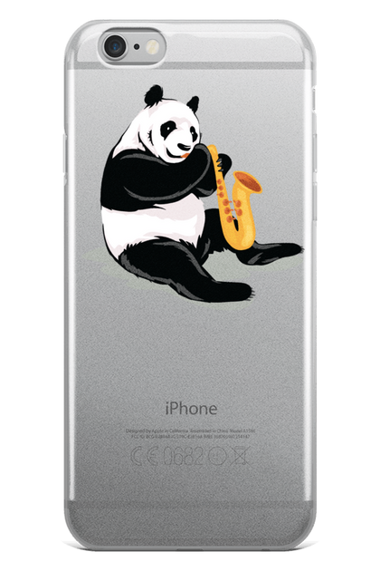 iPhone 6 6s Cases | Novelty Gift Apparel | The Jazzy Panda
