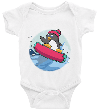 Baby Onesies For Boys | Novelty Gift Apparel | The Jazzy Panda