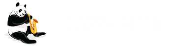 The Jazzy Panda Logo