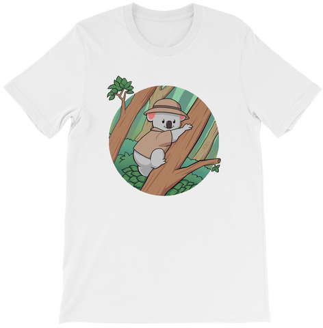 Koala Bear Apparel | Funny Animal Merchandise | The Jazzy Panda