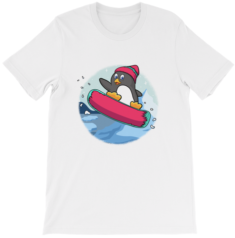 Penguin Apparel | Funny Zoo Animal Merchandise | The Jazzy Panda
