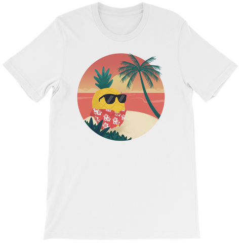 Pineapple Apparel | Tropical Hawaiian Merchandise | The Jazzy Panda