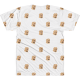 Golden Retriever All-Over T Shirt For Men | Funny Dog Tee | The Jazzy Panda