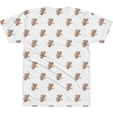 Koala Bear All-Over T Shirt For Men | Funny Animal Tee | The Jazzy Panda