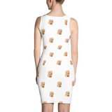 Golden Retriever Dress For Women | Funny Dog Outfit | The Jazzy Panda