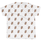 Koala Bear All-Over T Shirt For Boys | Funny Animal Tee | The Jazzy Panda