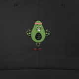 Avocado Baseball Cap For Men | Funny Vegan Gym Gift Dad Hat | The Jazzy Panda