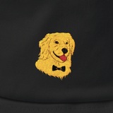 Golden Retriever Bucket Hat For Men | Funny Dog Cap | The Jazzy Panda