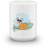 Corgi Mug | Funny Pembroke Welsh Dog Cup | The Jazzy Panda