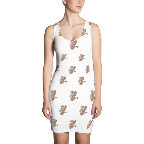Koala Bear Dress For Women | Funny Animal Outfit | The Jazzy Panda